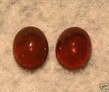 Mexikanisches Feueropalpaar Rot-Orange 5,10 ct. !!!