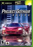 Project Gotham Racing Platinum Hits Microsoft Xbox Game **DISC ONLY** Tested