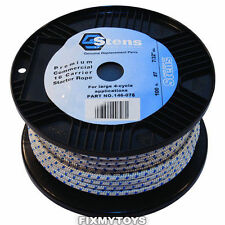 100' Solid Braid Recoil Starter Pull Rope #7 Small Engines Snowblowers Lawnmower