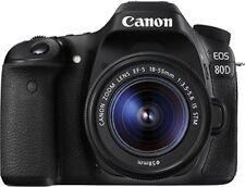 Appareils photo numériques Canon Canon EOS EOS 80D