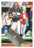 Razor Blade Card - Pulled in 1999 Upper Deck #44  Darnay Scott