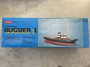 Graupner Bugsier 3 RC Boat Kit Nr 2147 810mm Long New