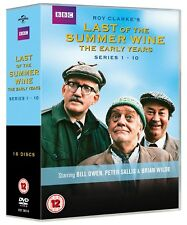 Last of the Summer Wine - The Early Years: Series 1-10 (Box Set) [DVD]