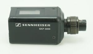 Sennheiser SKP 3000, Plug-On Transmitter