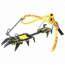 Grivel G14 New Matic Crampon - Black and Yellow, RA075A02