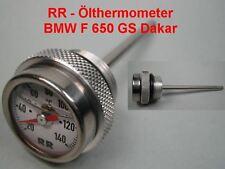 RR oiltemperature Gauge BMW F 650 GS, F650GS, DAKAR