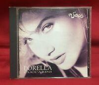 Lorella Cuccarini – Voci - Cd, 1993 - Raro, fuori catalogo - Excellent