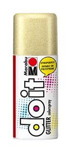 Sprühfarbe do it GLITTER Glitzer Gold Color Farb Spray Dose Sprüh Lack 150ml