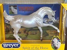 Breyer Model Horses 2019 Denver Mascot Horse Pearl Arabian Thunder
