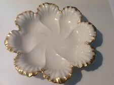 Great Lenox Serving Dish -Hand decorated 24k gold Excellent Condition