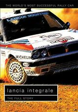 Lancia Integrale - The Full Story New DVD World Rally WRC Delta HF S4 037