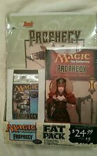 Magic the Gathering - Factory Sealed - Prophecy  Fat Pack