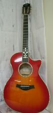 Taylor 30th Anniversary Collector's Edition Electric/Acoustic Guitar