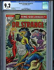 Dr Strange King Sized Annual #1 CGC 9.2 Marvel Comics 1976 G31