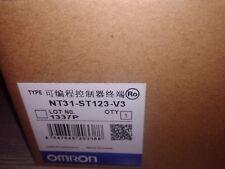 OMRON NT31-ST123-V3 1PC NEW