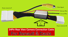 MEDIANAV CAVI / ADATTATORI - Renault/Dacia, recupero retrocamera, gps ed antenna