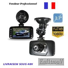 """Caméra de Voiture Dash Cam FULL HD 1080P 2.7"""" HDMI Vision Nocturne GS8000L"""