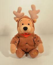 Reindeer Beanie Kids Bean Bag Plush Toys