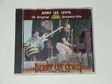 18 Original Sun Greatest Hits - Jerry Lee Lewis (CD 1984) Near Perfect Condition