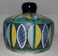 EPEGE Studiokeramik Schweden Design Vase  MCM Vintage midcentury 60s 70s