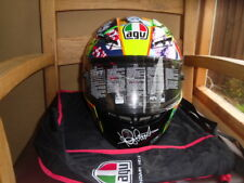 agv gp tech Valentino Rossi ltd edition replica