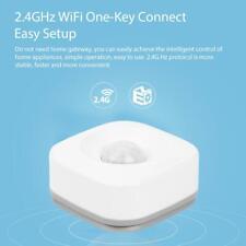 YOun WiFi Bewegungsmelder Smart Life APP Funk Bewegungsmelder PIR Sensor De Neu