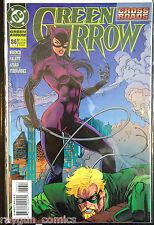 Green Arrow #86 VF + 1st imprimé DC Comics