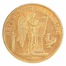NEW American Coin Treasures French Angel .900 Gold Coin 3386