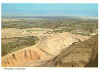 Jericho: The Plain of Jericho, West Bank, Palestine, Israel Rare Postcard