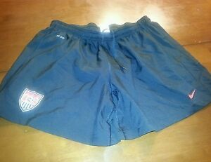 USWNT Nike training shorts worn by players size  M L or XL available