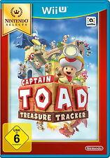 Captain Toad: Treasure Tracker (Nintendo Wii U, 2016, DVD-Box)