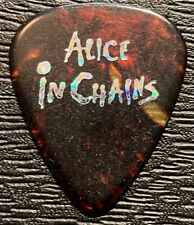 ALICE IN CHAINS TOUR GUITAR PICK