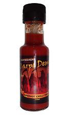 "Heatseekers ""Carpe Demon"" *SUPER HOT* chilli sauce, made in Western Australia"