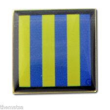 NAUTICAL FLAG CODE PIN LETTER G GOLF MADE IN USA