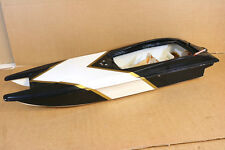 RADIO CONTROLLED CATAMARAN PLASTIC OCEAN SPEED BOAT HULL PUSHY CAT 2 ni
