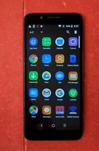 Alcatel 1X 5059Z - 16GB - Blue (Unlocked) Smartphone