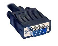 Bytecc VGA-15MF VGA Male to VGA Female 15 FT. Cable with Ferrites