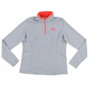 The North Face Womens Jacket Fleece Sweatshirts Tundra Cinder Glacier Nwt New