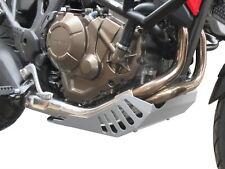 Motorschutz Engine guard Heed HONDA CRF 1000 AFRICA TWIN  – Stahl Silber