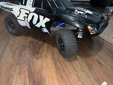 Traxxas Slash 4x4 Fox Edition Rc