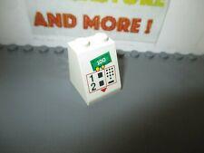 "LEGO 9 X PIASTRA PIASTRELLA MONETA modello con marchio/"" 5/' SOLDI Dollaro 98138pb023"