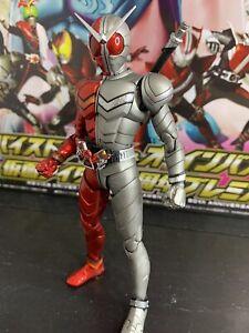 Bandai S.H. Figuarts Shinkocchou Seihou Kamen Rider W Double HEATMETAL Loose