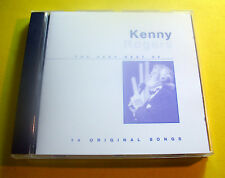 "CD "" KENNY ROGERS - THE VERY BEST OF "" 14 SONGS (SHINE ON RUBY MOUNTAIN)"