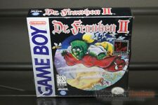 Dr. Franken II 2 (Game Boy, 1997) H-SEAM SEALED! - EXCELLENT! - ULTRA RARE!