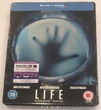 Life Steelbook - Limited Edition Blu-Ray **Region Free**