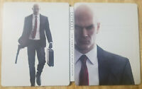 Hitman Steelbook (NO GAME) Steel Book Only PS4 Xbox One