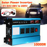 10000W 4 USB Car Modified Sine Wave Power Inverter DC 12V to AC 220V Converter