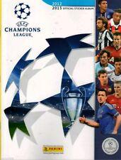 album panini uefa champions league 2012 2013 - completo