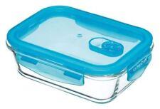 Envases de plástico de cocina de vidrio
