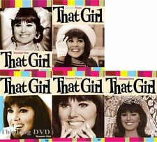THAT GIRL COMPLETE SERIES SEASON 1 2 3 4 5 DVD Set Series TV Show Collection Lot